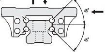 ABBA内建式自润滑系统